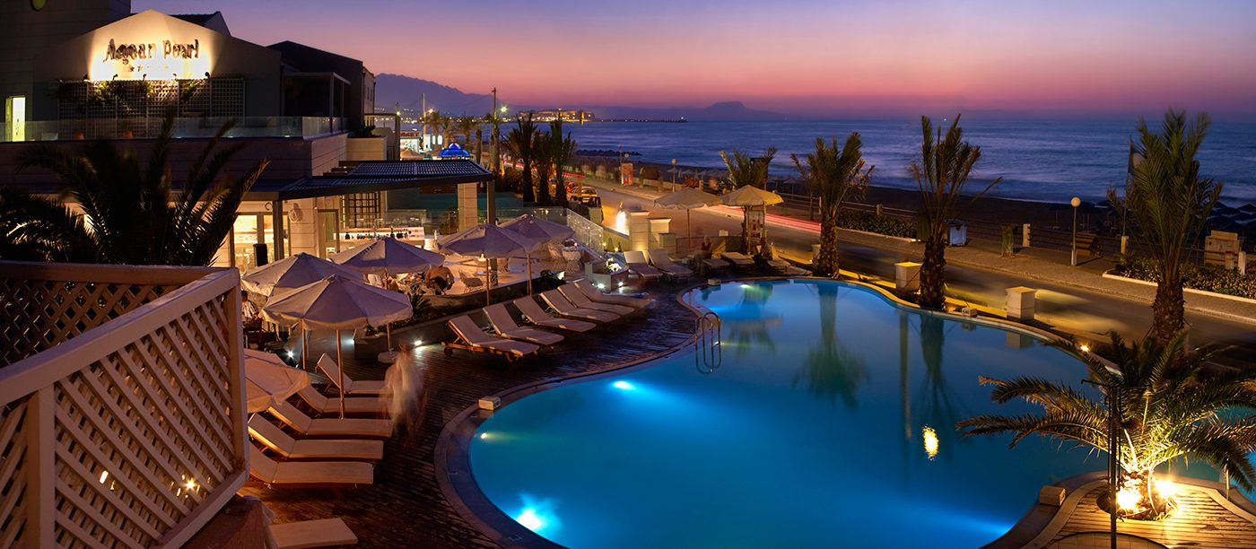 Aegean Pearl Main Pool
